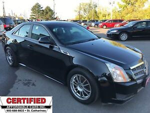 2010 Cadillac CTS ** HTD LEATH, BLUETOOTH, DUAL CLIMATE **