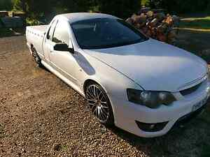 ****2005 FORD BA XL FALCON UTE 5 SPEED MANUAL**** Wallan Mitchell Area Preview