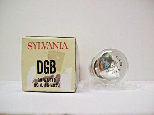 DGB (DMD) 80W 30V Projector Projection Lamp Bulb Sylvania AVG. 15-HR LAMP