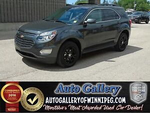 2017 Chevrolet Equinox LT AWD *Hard to find 6 Cyl!