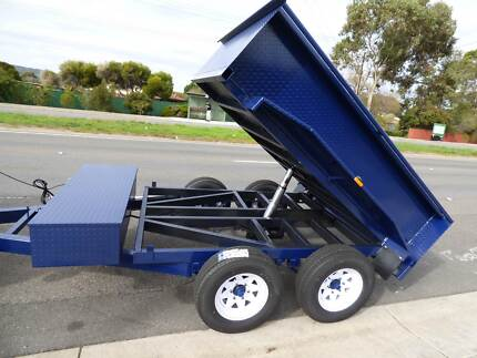TIPPER TRAILER HYDROLIC HEAVY DUTY $5990 Morphett Vale Morphett Vale Area Preview