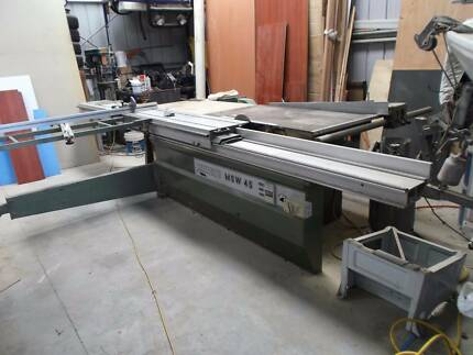 PANEL SAW SLIDING TABLE  3 PHASE