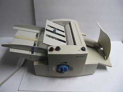 Pitney Bowes Paper Folding Machine - Fd30 - Mail Folder - Read
