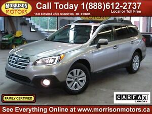"2017 Subaru Outback Touring with Tech Package! ""eyesight"" Only 4"