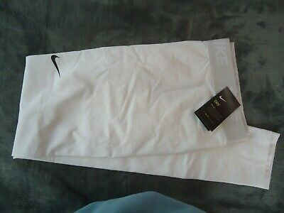 NIKE DRY Dri-Fit Men's Training Pants White 3XL Tall NWT
