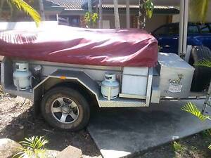 Camel Off Road Camper Trailer Mount Sheridan Cairns City Preview