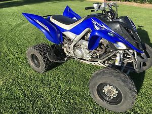 Yamaha raptor 700 up for sale Tummaville Toowoomba Surrounds Preview