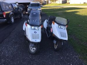 Helix Scooters