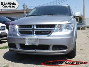 2017 Dodge Journey SE Plus ~ Touchscreen Radio, Six Speaker Audi