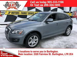 2012 Audi Q5 Premium, Leather, Back Up Sensors, AWD