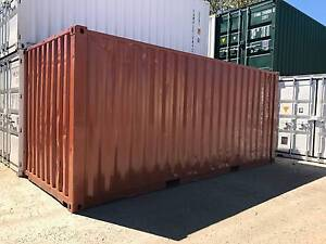 SEA (SHIPPING CONTAINER) SECONDHAND .... PICK A BOX, ANY BOX! Midland Swan Area Preview
