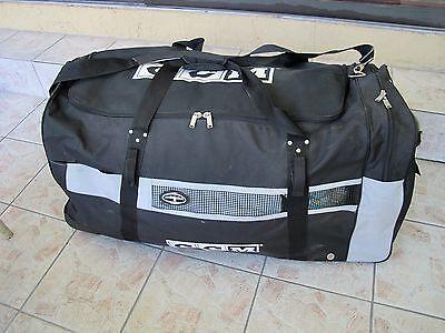 "CCM  Wheeled Hockey Gear Super Tacks Transport Roller Bag  40"""
