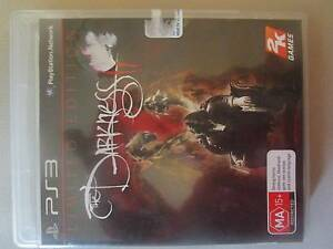 The Darkness II (2) Limited Edition For PS3 ***BRAND NEW*** Campbell North Canberra Preview