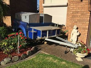 Tradesman trailer Maryland Newcastle Area Preview