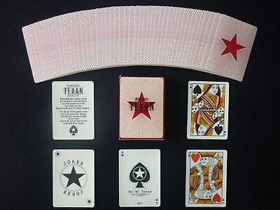 Marlboro Russell & Morgan Texan #45 Playing Card Decks! USPC OHIO Made!
