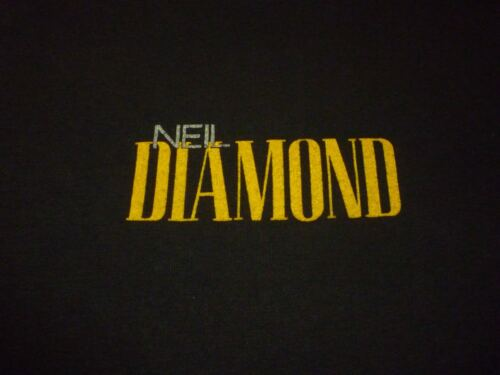 Neil Diamond Vintage Shirt ( Used Size XL/L ) Nice Condition!!!
