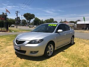 2005 Mazda 3 Sedan Manual Maddington Gosnells Area Preview
