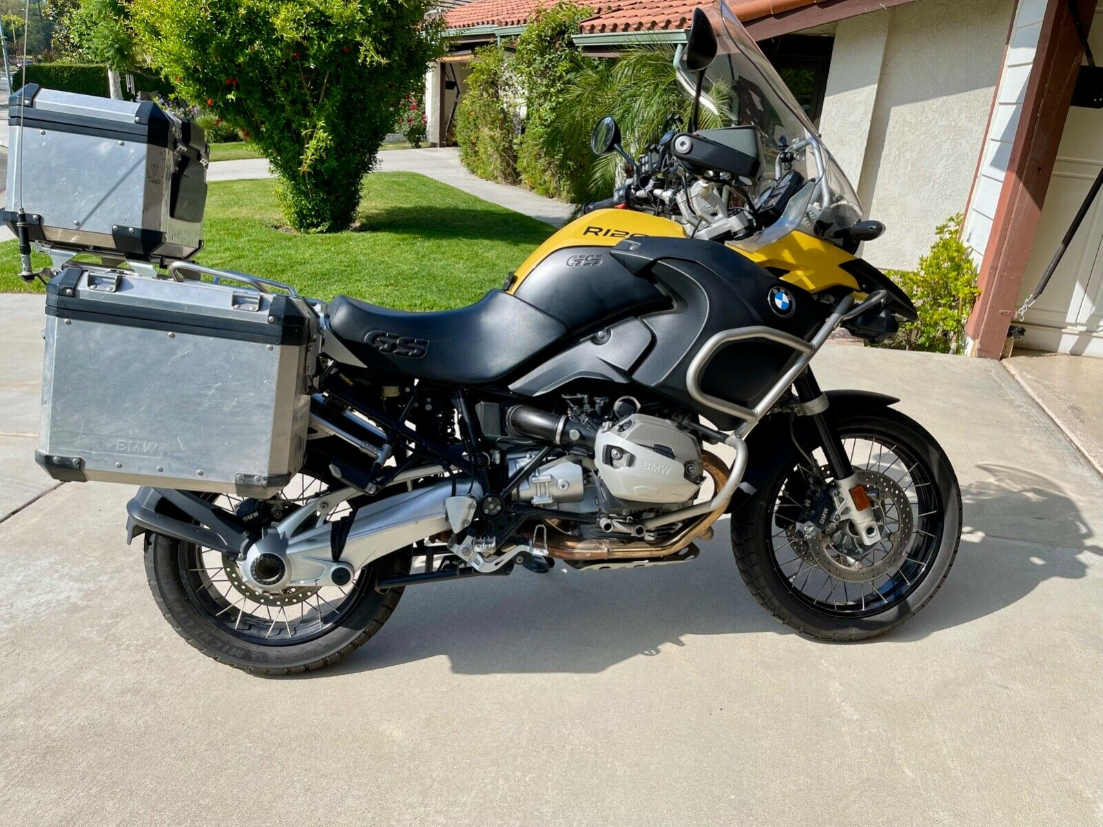 2010 BMW R1200GS Adv. Low mileage. One owner since new.  Perfect condition.