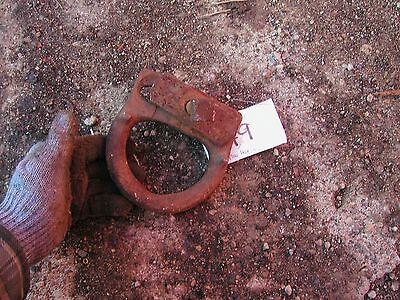 Farmall M Sm H 400 Mta 300 Ih Tractor Round Plow Clevis Bol Drawbar Style Hitch