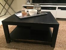 Pottery Barn Helena Coffee Table - Pre Loved For Just One Year Rose Bay Eastern Suburbs Preview