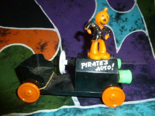 1950s Halloween Rosbro Pirates Auto!