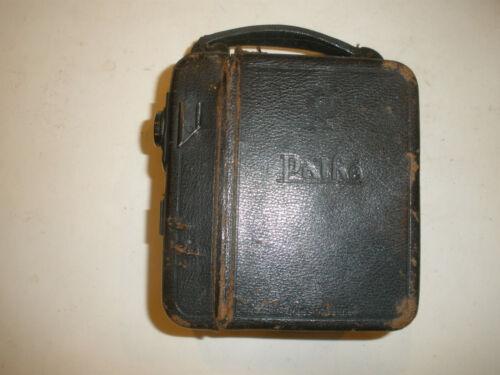 Vintage Pathe Movie Camera
