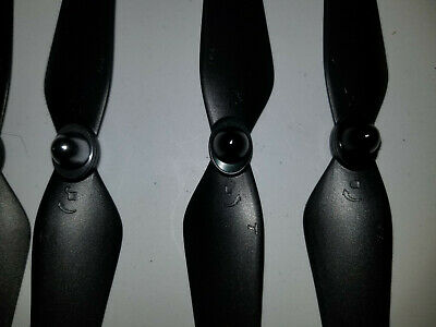 New Original OEM 3DR Part, 3D Robotics IRIS+ Replacement Propeller Set, 4 Props