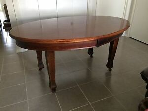Blackwood Dining Table Caroline Springs Melton Area Preview