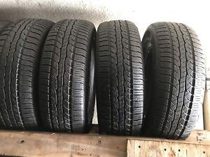 4 pneus P185/65R14