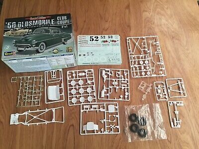 Revell 1950 Oldsmobile Club Coupe 1/25 Model Kit Parts Only 85-4254
