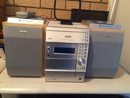 Phillips stereo  Kings Langley Blacktown Area Preview