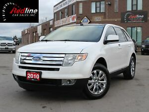 2010 Ford Edge SEL AWD Leather-Pano Roof