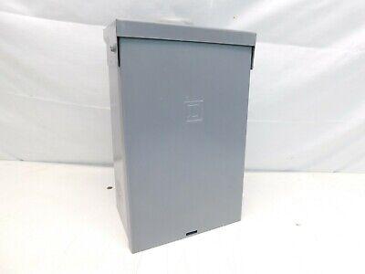 Square D 100 Amp Circuit Breaker Enclosure Fa100rb