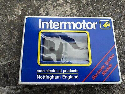 Ford Sierra Ford Granada Ford Scorpio Intermotor Electronic Ignition Module