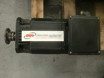 YASKAWA ELECTRIC AC SPINDLE MOTOR   UAASKA-08CMU21