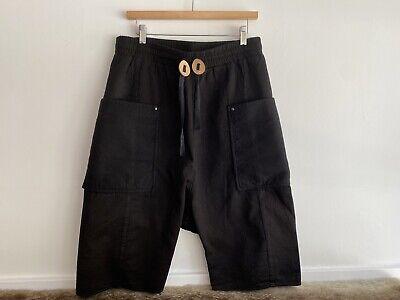 SILENT DAMIR DOMA shorts black L $338