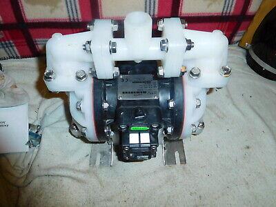 Warren Rupp Sandpiper Air Double Diaphragm Pump S05b2k1tpns000
