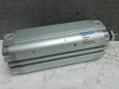 Festo Compact Pneumatic Cylinder Advu-32-90-a-p-a-s6 New-surplus Advu3290apas6
