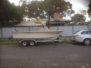 5 metre cruise craft Altona Hobsons Bay Area Preview