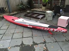 Falcon Fanatic Paddle Board North Narrabeen Pittwater Area Preview