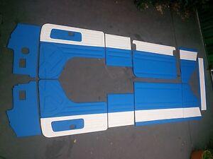 VW KOMBI INTERIOR PANELS DOOR CARDS 68-79 VOLKSWAGEN BAY Merewether Newcastle Area Preview