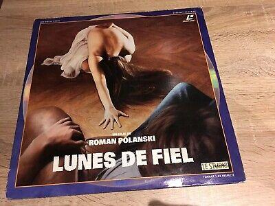 LD: Lunes De Fiel - Laserdisc PAL (FR)