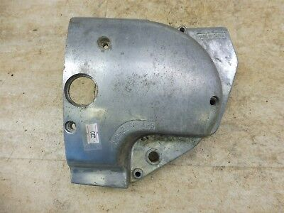 1976 Yamaha XS500 XS 500 Y720' left side engine sprocket guard cover