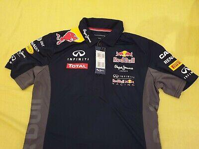 Nueva Red Bull Racing Formula 1 F1 Polo Camiseta Shirt Pepe Jeans...