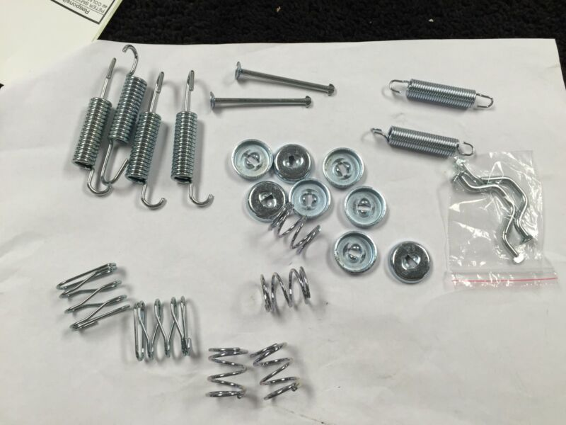 LEXUS LS400 RX300 SC430 REAR HANDBRAKE PARKING SHOE FITTING KIT SPRING CLIPS