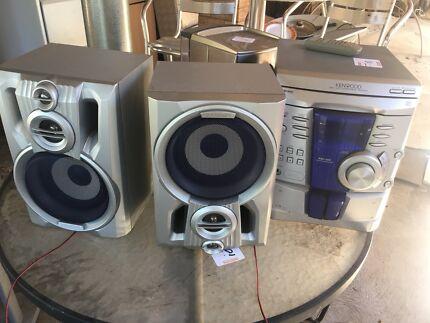 Kenwood stereo