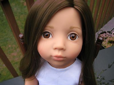 "19"" Gotz Happy Kidz Play Doll Sophie with Clothing"