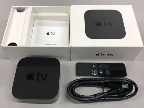 Apple Apple TV 4K 64GB (latest model) Black MP7P2LL/A