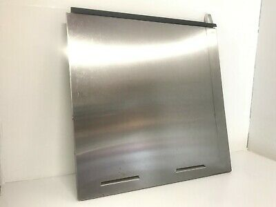 Scotsman Ice Machine Side Panel Grill 22 X 21-12 Stainless Steel