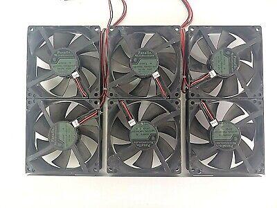 Tektronix Tds 7104 7154 Cooling Fan Assembly Digital Oscilloscope 6 Fans